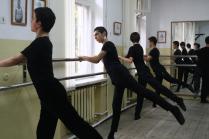 Урок классической хореографии