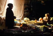 Вечерний Сенной рынок.
