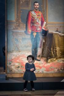 Девочка и последний Император