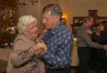 Моей маме - 90. Танец.