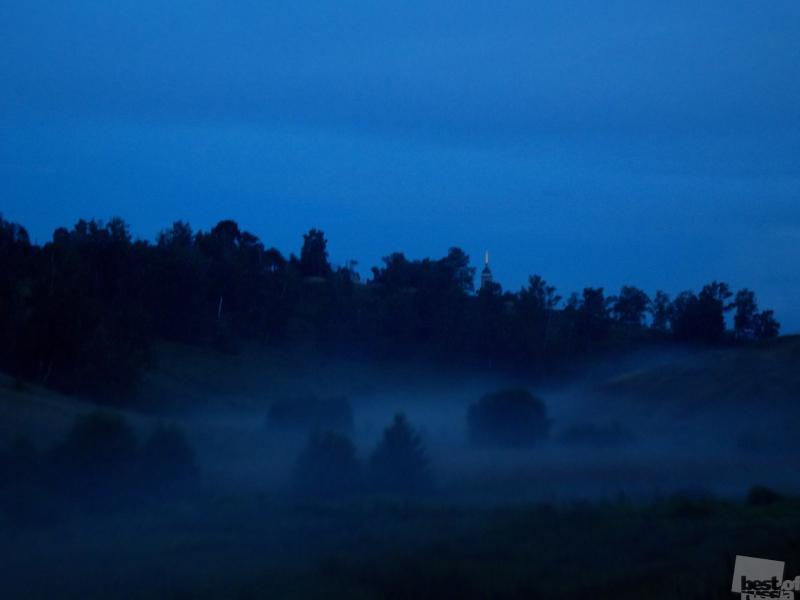 Глубокий вечер