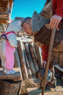 Противостояние викингов