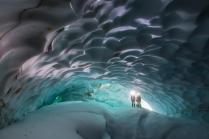 В изумрудной пещере