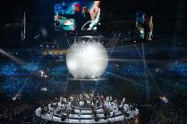 Церемония закрытия XIX Всемирного фестиваля молодежи и студентов