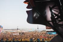 """Шоу """"Россия"""" в рамках XIX Всемирного фестиваля молодежи и студентов"""