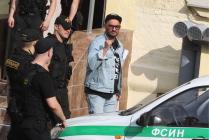 Избрание меры пресечения режиссеру Кириллу Серебренникову в Басманном суде