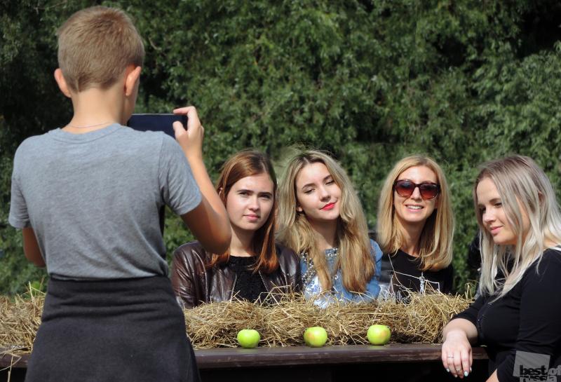Антоновские яблочки