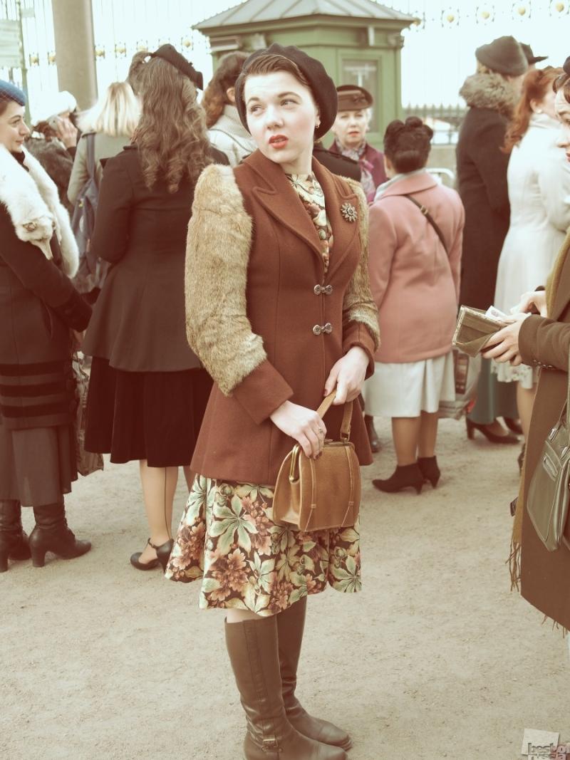 Мода 1945