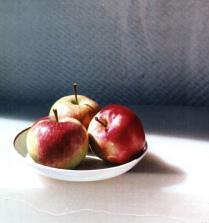 антоновские яблоки