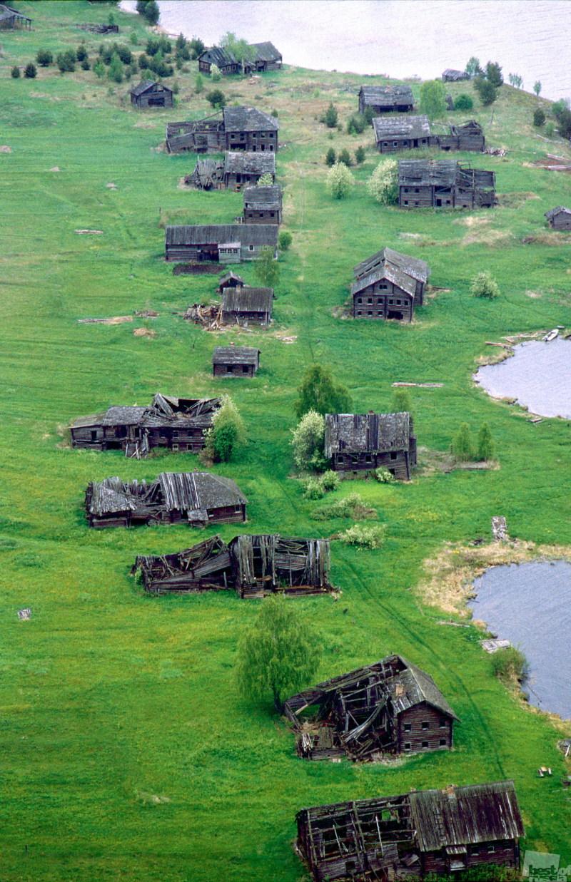 Деревня,которой нет
