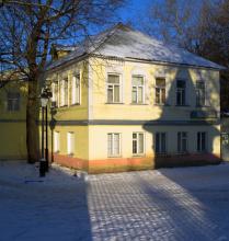 Домик в Москве