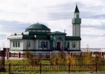 мечеть в Салехарде