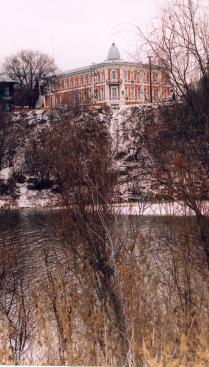 Поздняя осень в Омске