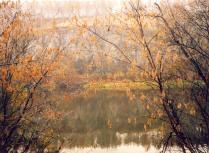 Осень на Первомайке