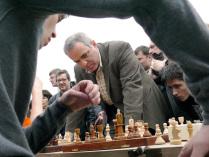 Политическая партия: Каспаров vs Доброхотов