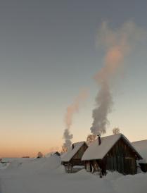 Зимний уют