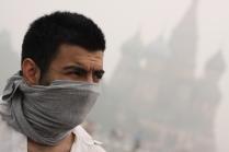 Москва - дым