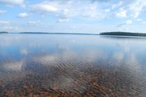 Озеро Пистаярви