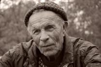 Портрет пожилого мужчины.