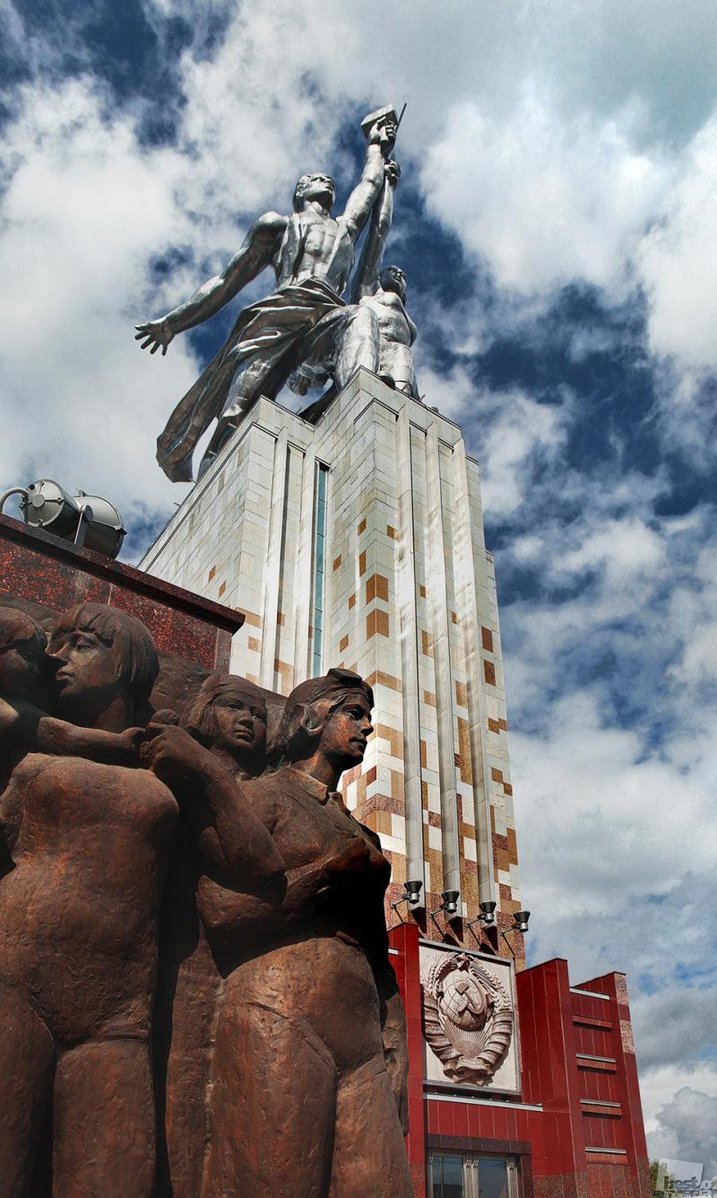 Возвращение монумента