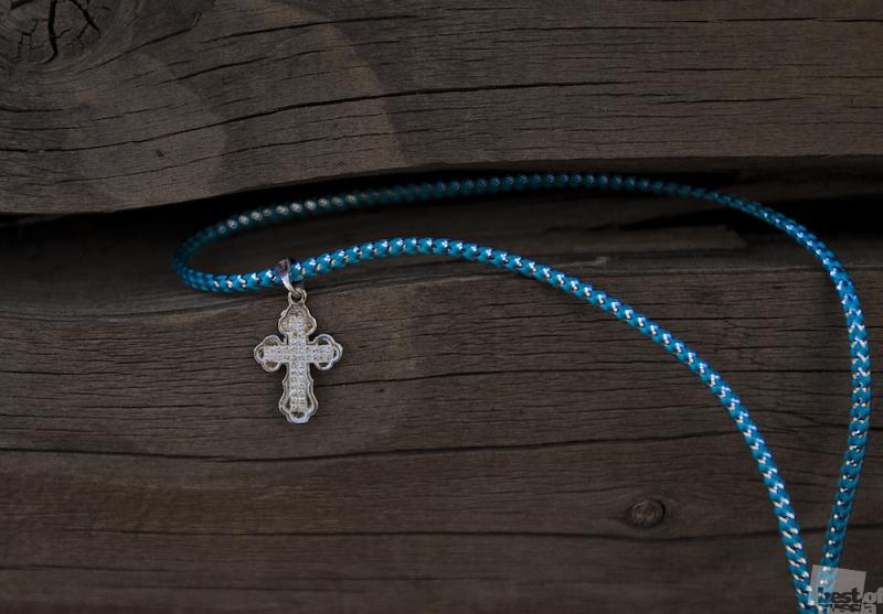 Первый крест
