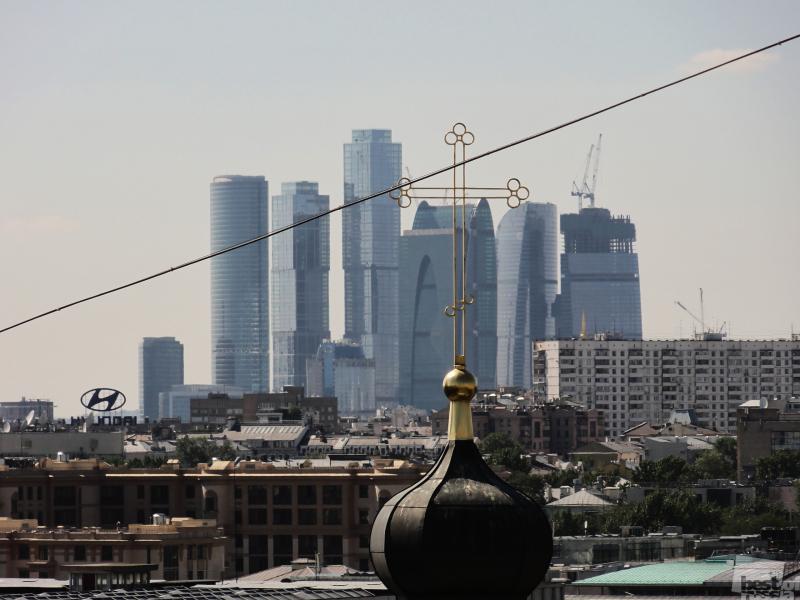 Разная Москва. . .