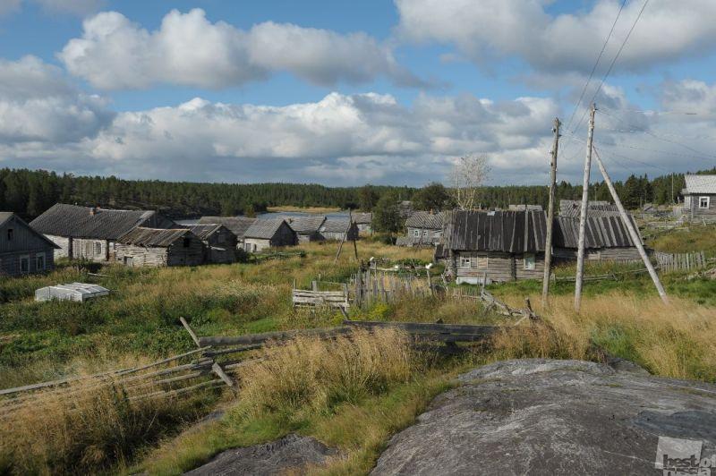 Деревня Гридино