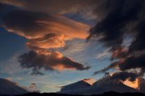 Фиерия облаков