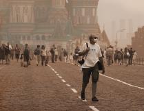 Лето в Москве. Записки иностранного туриста.