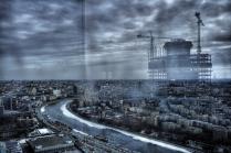 Пасмурное настроение города