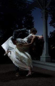 Танец в парке