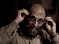 Портрет фотографа Г.М.Колосова