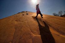 Большая песочница Насти