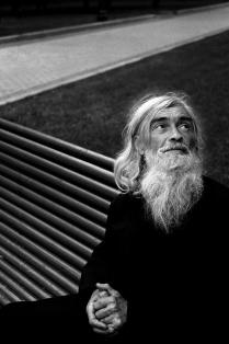 Портрет человека в рясе