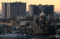 Вот таким образом уничтожается,вслед за Москвой и Петербург.