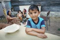 цыганское детство