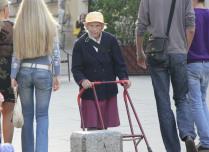 Молодости со старостью не по пути