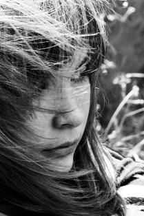 Ветер спутал мысли