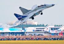 Закрытие авиационно-космического салона МАКС-2009