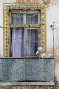 Балконная жизнь