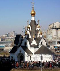Храм на улице Гурьянова