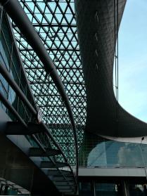 Шереметьево. Новый терминал.
