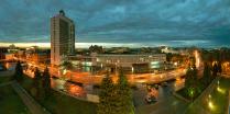 Осень в городе...