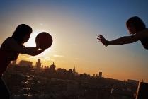 Высотный баскетбол