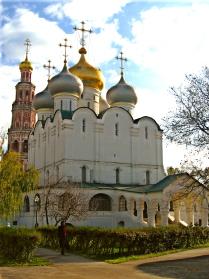 Смоленский собор и колокольня