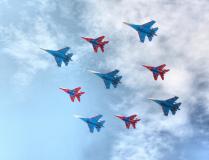 Гордость Российской авиации