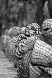 Мозаичные воины Цинь Шихуанди
