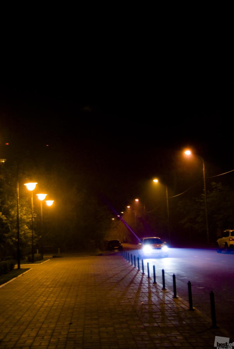 красно-синий смог