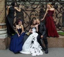Новая русская свадьба