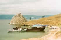 Хужирский залив.